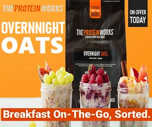 يعمل البروتين: ابتكار التغذية الرياضية